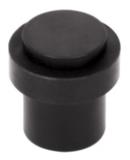 Deurstop BASIC LB10 Mat Zwart