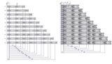 Paar ladegeleiders softclose volledig uittrekbaar 55 cm_
