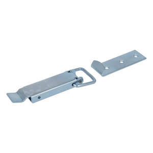 Eierkistsluiting 25x110mm staal verzinkt type V