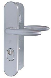 Hoppe veiligheidsbeslag PC55 SKG*** met kerntrekbeveiliging kruk/kruk