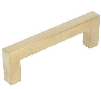 Starx meubelgreep vierkant 12 x 12 x 96 mm goud