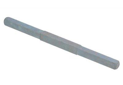 Deurkruk stift 8x8 naar 9x9 mm