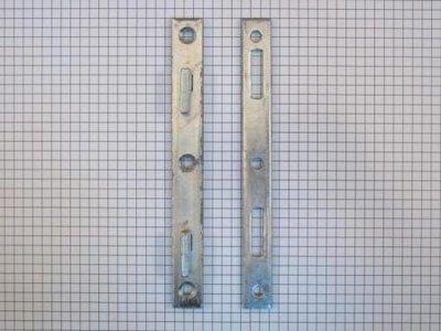 Berliner bedhaak dubbel 15 cm.
