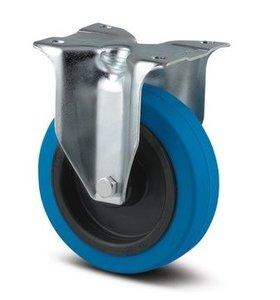 TENTE Bokwiel 100 mm Blauw