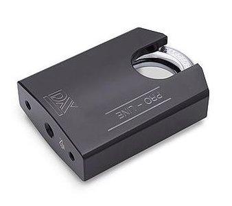 Hangslot DX PRO-line HSPRO 60 C BE Zwart SKG**®