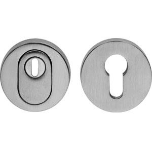 -SKG3 Veiligheid-rozet + kerntrekbeveiliging verdekt RVS