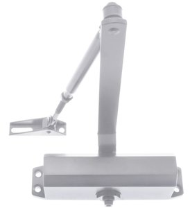 Starx Deurdranger 40 - 65 KG aluminium zilver