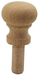 Meubelknop eiken 43 mm