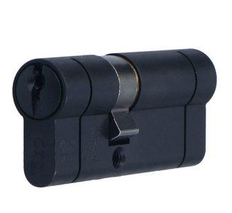 Veiligheidscilinder 30/45 Iseo F6 Extra S SKG*** Zwart