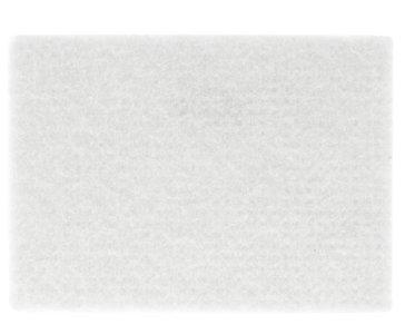 Starx anti-krasvilt vierkant zelfklevend 75 x 100 mm wit
