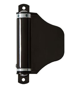 Dictator Deursluiter PICCOLO met regelbare veer zwart RAL 9005