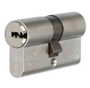 Veiligheidscilinder S2 SKG** 30/30 Met Keersleutel