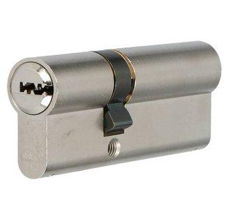 Veiligheidscilinder S2 SKG** 30/50 Met Keersleutel