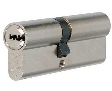 Veiligheidscilinder S2 SKG** 40/50 Met Keersleutel