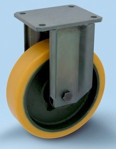 Zware Last Bokwiel 200 mm tot 1000 KG