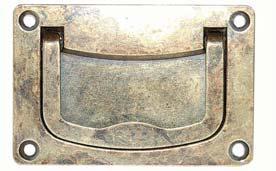 Infreesgreep brons