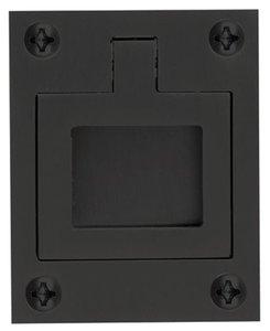 Luikring PIET BOON PB60 Mat Zwart 60 x 48 mm