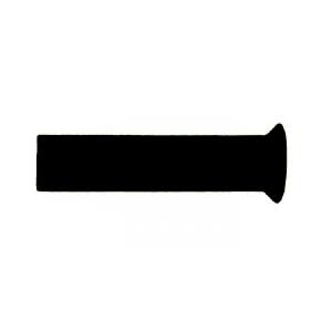 Patenthuls M4 zwart