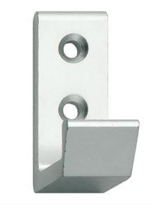 Jashaak met verticale schroefgaten aluminium