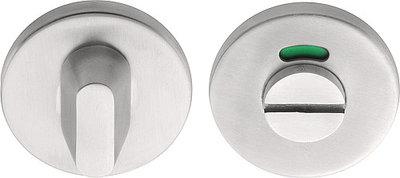 Toiletgarnituur BASIC LBWC50 8mm PVD mat RVS