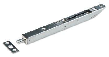 Bascule kantschuif 250x15x15 mm RVS