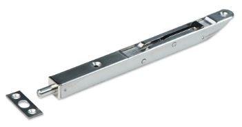 Bascule kantschuif 400x15x15 mm RVS