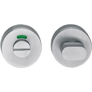 WC-sluiting 5 mm rond Ø53X8MM met 7 mm nokken rvs