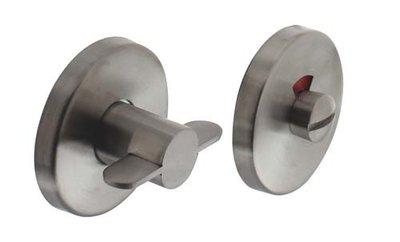 WC-sluiting 8 mm Rond Verdekt 500 Serie RVS