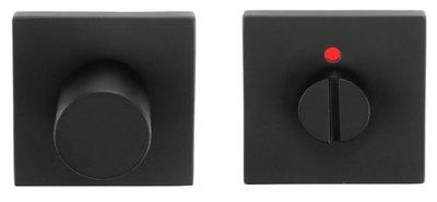 Toiletgarnituur TENSE BBWCQ50/8 Mat Zwart