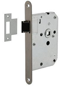 Intersteel Loopslot Met RVS Voorplaat 20X175 mm