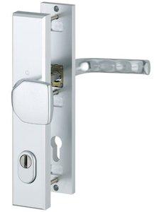Hoppe veiligheidsbeslag PC92 SKG*** met kerntrekbeveiliging knop/kruk