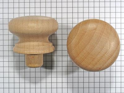 meubelknop beuken 44 mm