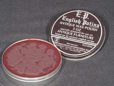 Klein Blik English Patina Antique Wax Polish (cherry)