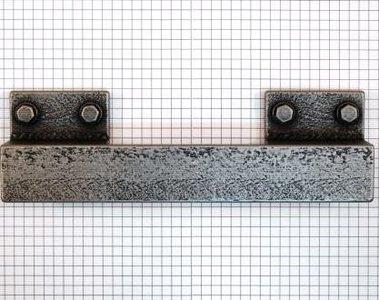 Industriegreep Tin Kleur 128/160 mm