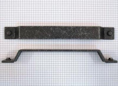 Beugel Industriegreep oud ijzerkleur 224 mm