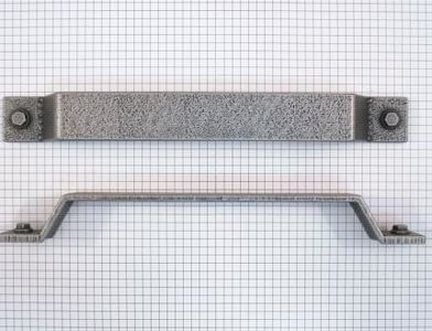 Beugel Industriegreep Tin Kleur 224 mm