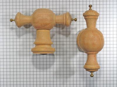 Deurknop oud model
