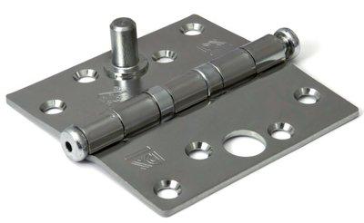 Kogellagerscharnier 76x76 mm rechte hoek SKG**®