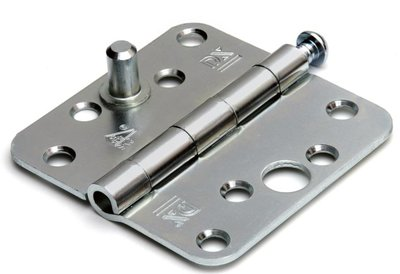 Scharnier 89x89 mm SKG*** staal verzinkt