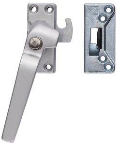 Raamsluiting Nemef 54PK/4 Links Aluminium F1