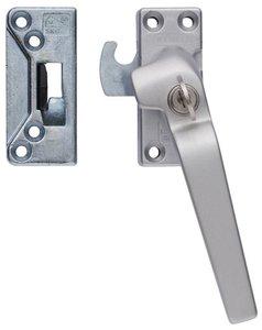Raamsluiting Nemef 53PK/4 Rechts Aluminium F1