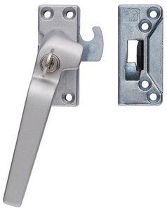 Raamsluiting Nemef 53PK/4 Links Aluminium F1