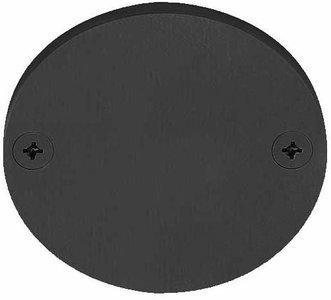 Blind Plaatje EDGY EGB50 Mat Zwart