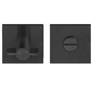 Toiletgarnituur EDGY EGWCQ50 Mat Zwart