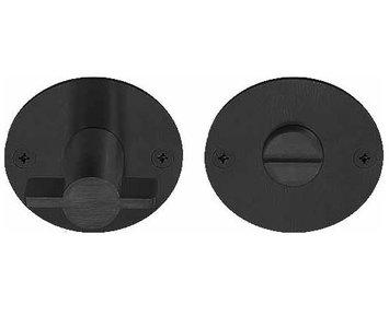 Toiletgarnituur EDGY EGWC50 Mat Zwart