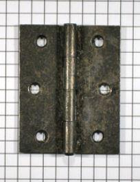 Scharnier ijzer geroest, 50x40 mm