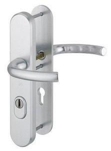 Veiligheidsbeslag kruk kruk met kerntrekbeveiliging Hoppe PC72 SKG***