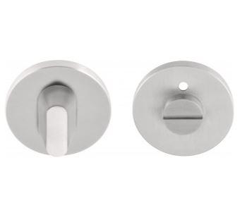 Toiletgarnituur FOLD TBWC50B Mat RVS