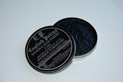 Klein Blik English Patina Antique Wax Polish (dark)
