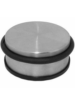 Deurstop Zwaar Rond 100 mm RVS